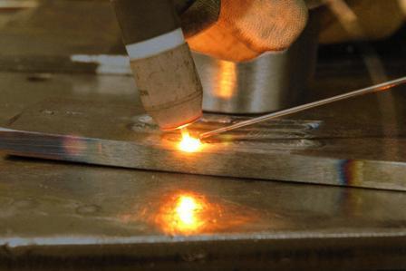 Сварка алюминия - способы и технологии