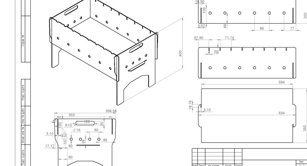 Мангалы с крышей: преимущества моделей и нюансы возведения