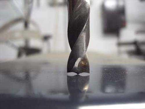 Инструмент и технология высверливания точечной сварки