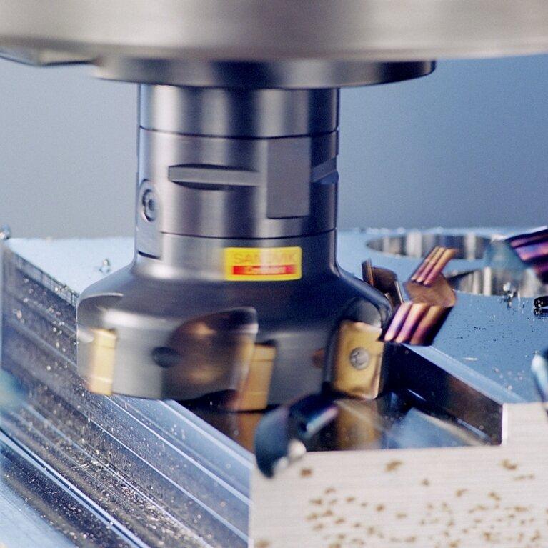 Фрезеровка металла - введение в особенности технологии