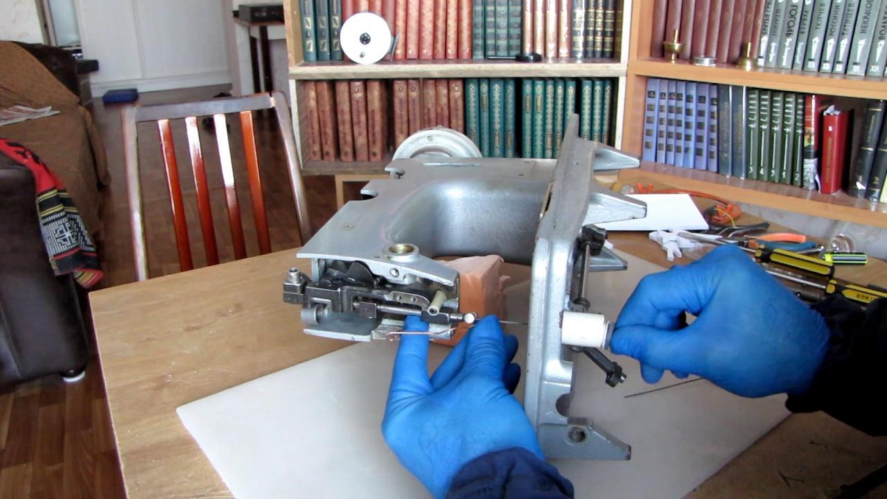 Электролобзик из швейной машинки своими руками ( 6 фото )