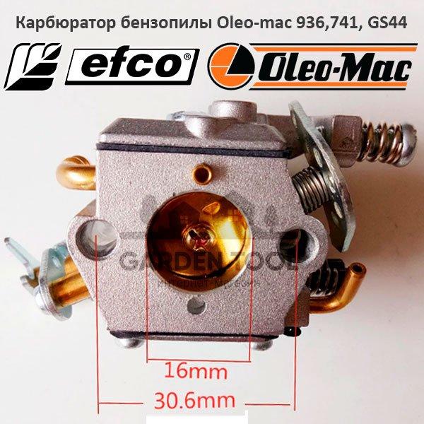 Бензопилы oleo-mac (олео-мак) — модели их характеристики