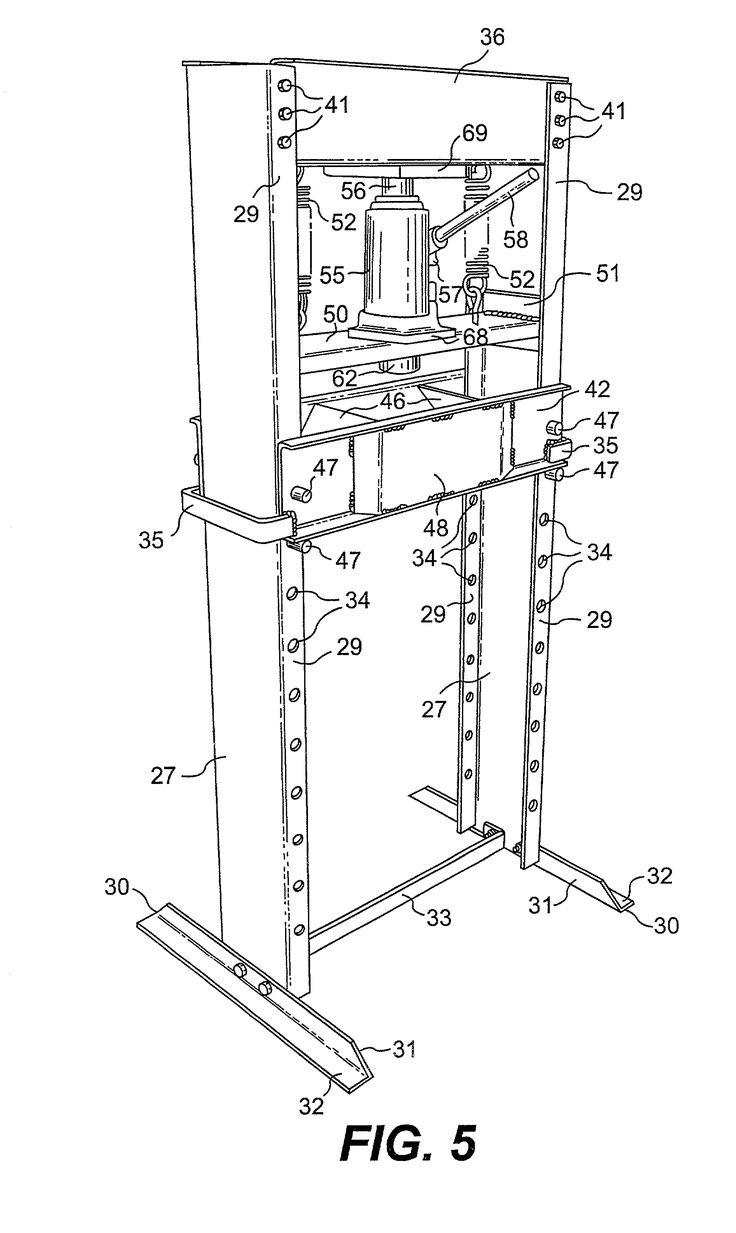 Пресс своими руками – пошаговая инструкция изготовления ручного гидравлического пресса