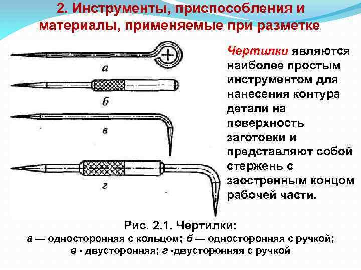 Слесарно-сборочные инструменты