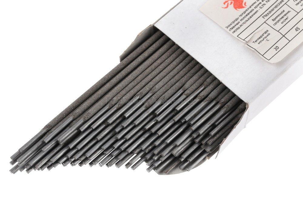 Электроды для ручной дуговой сварки