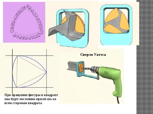 Что такое сверло для квадратных отверстий и как с ним работать