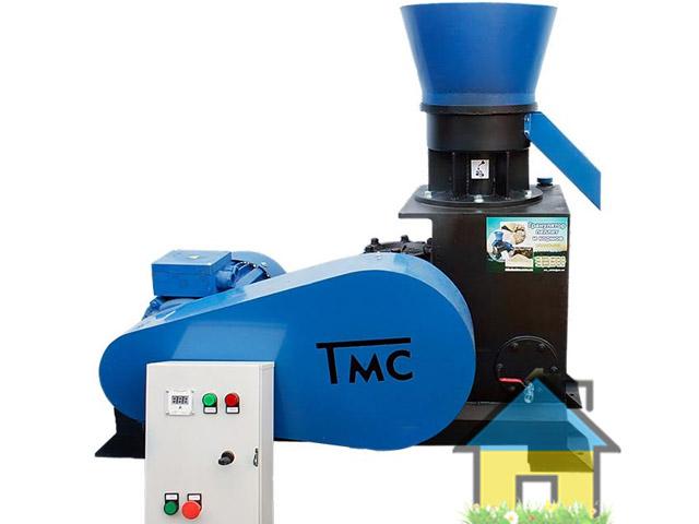 Производство пеллет: оборудование, технология, пеллетная линия