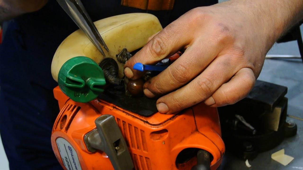 Инструмент, необходимый при ремонте бытовых бензопил и мотокос