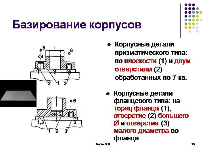 Принципы базирования деталей в приспособлениях. курсовая работа (т). другое. 2016-03-11