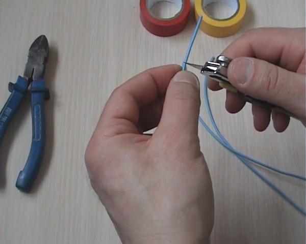 Способы соединения проводов: пайка, сварка, клеммы, зажимы