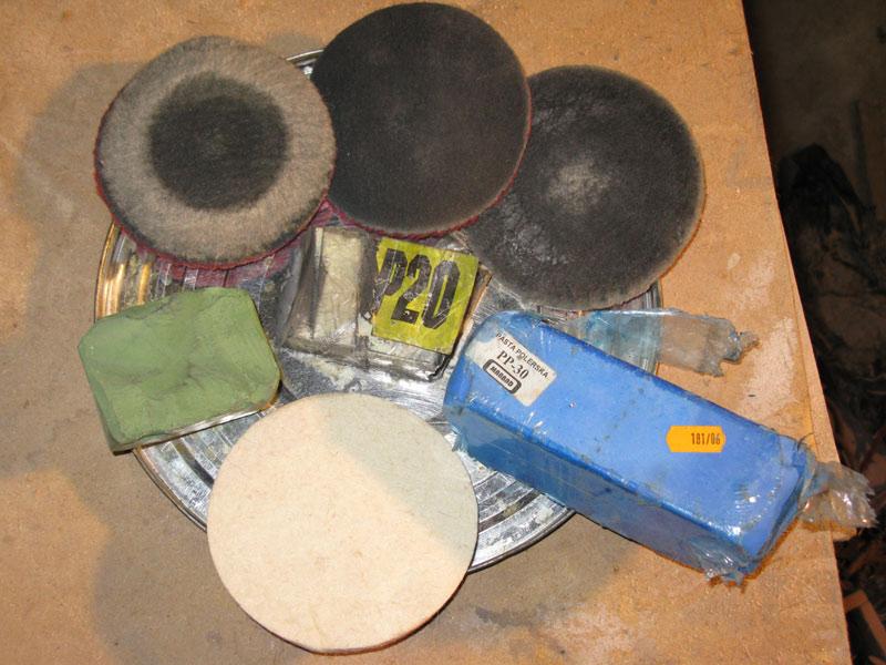 Как отполировать нержавейку в домашних условиях? - металлы и металлообработка