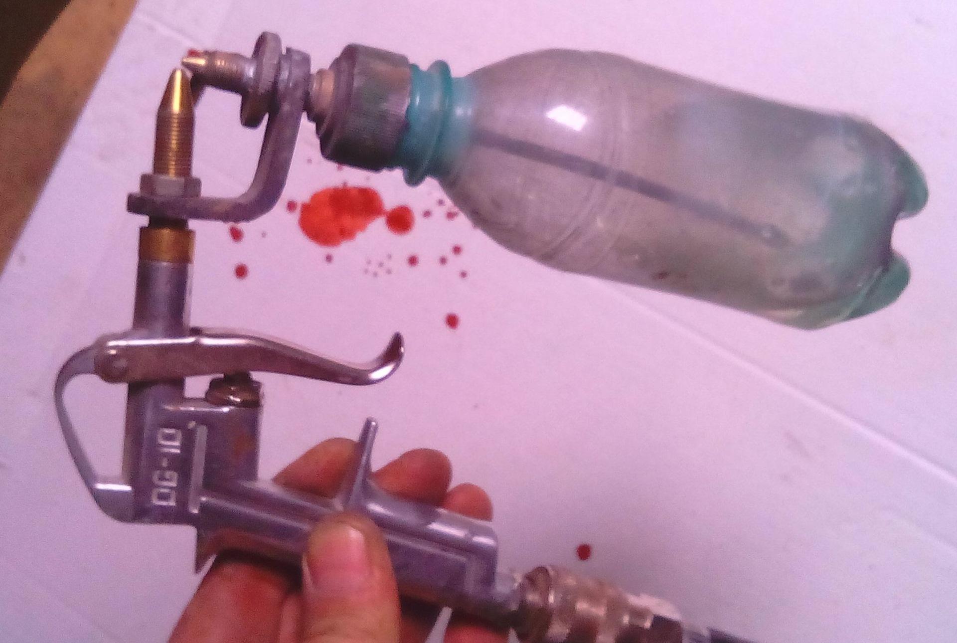 Краскопульт своими руками: инструкции по изготовлению (3 варианта)