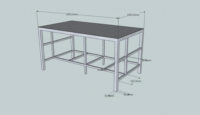 Слесарный верстак: виды, конструкция, как сделать самодельную модель