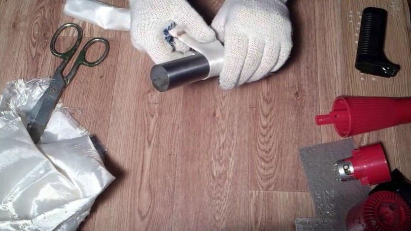 Несколько способов сделать строительный фен - советы