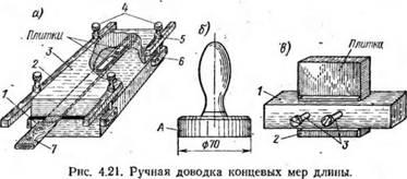 Притирка и доводка. способы, инструменты притирки и доводки