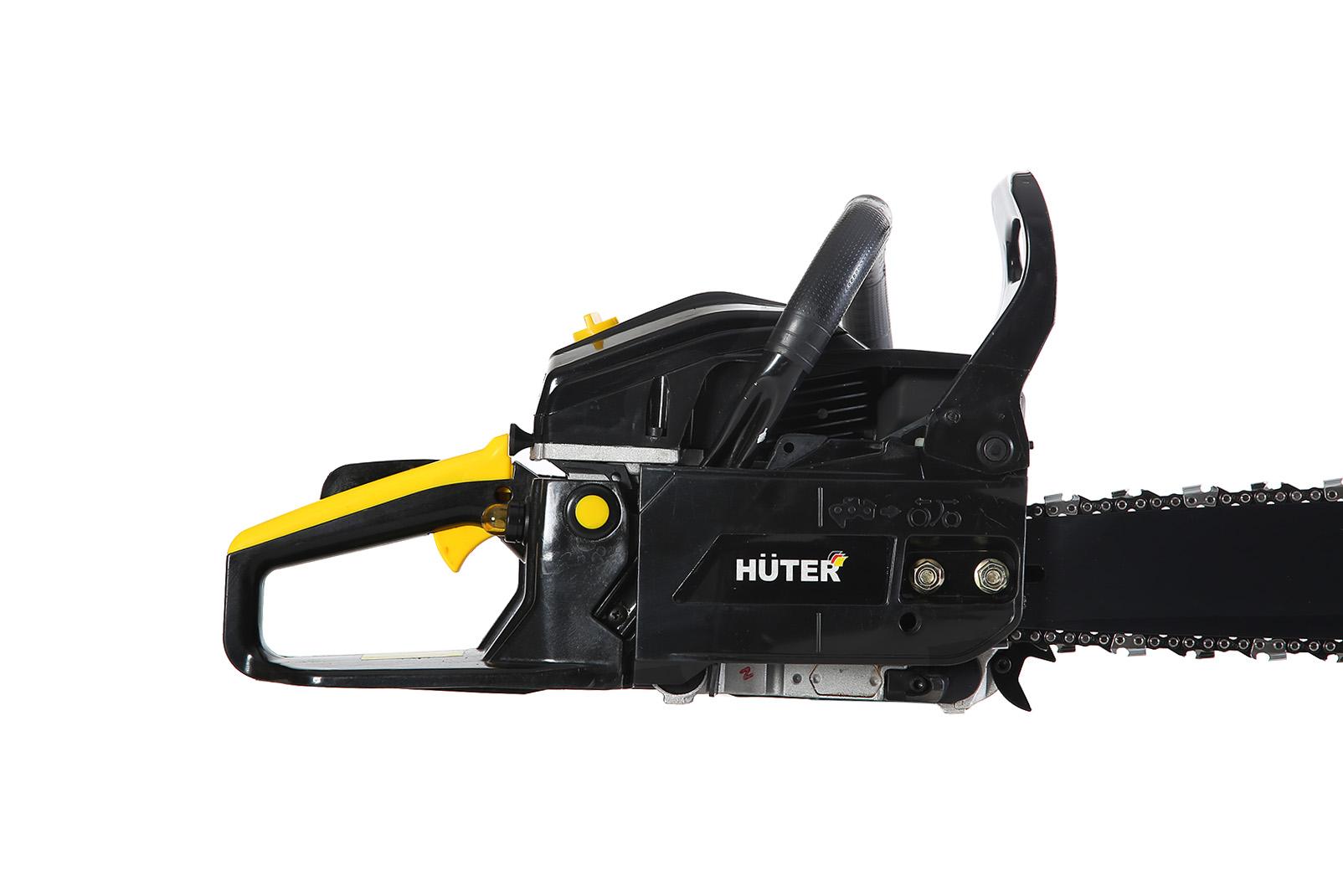Бензопила huter bs-52. обзор, характеристики, отзывы