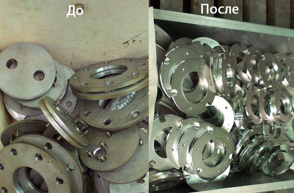 Электрохимическая полировка нержавейки - металлы и металлообработка