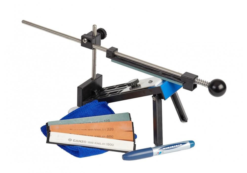 Точилка для ножей: все для заточки ножей и ножниц, приспособления и станки для точки своими руками