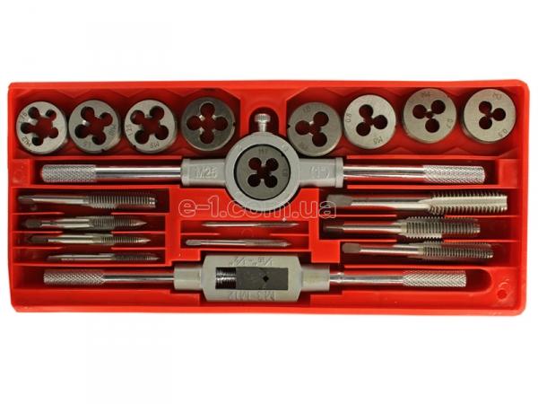 § 3. инструменты для нарезания резьбы