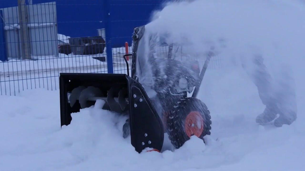 Лучшие снегоуборщики чемпион - обзор всей линейки