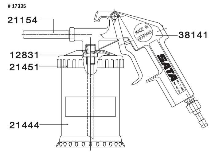 Как быстро и правильно подобрать нужный компрессор, который обеспечит работу аппарата-пескоструя