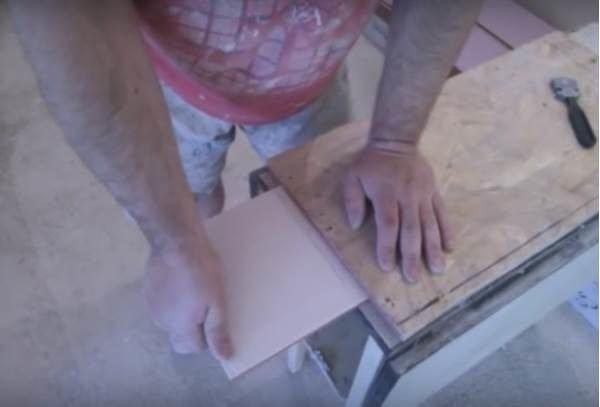 Чем резать керамогранит – обзор необходимых инструментов