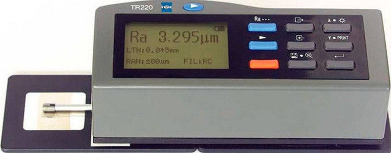 Прибор для измерений шероховатости поверхности (профилометр) ишп-210