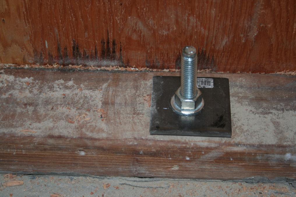 Анкерные болты – особый вид крепежа для сложных конструкций