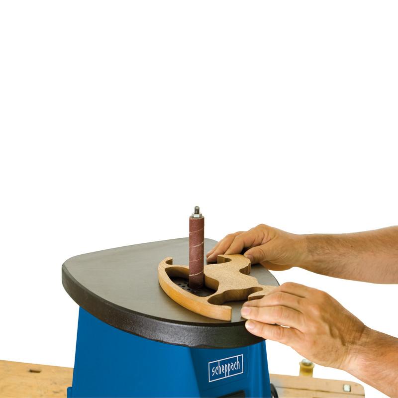 Как сделать шпиндельный осцилляционный шлифовальный станок по дереву