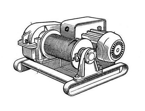 Ручная лебедка – что это такое, устройство, принцип работы, плюсы и минусы, виды