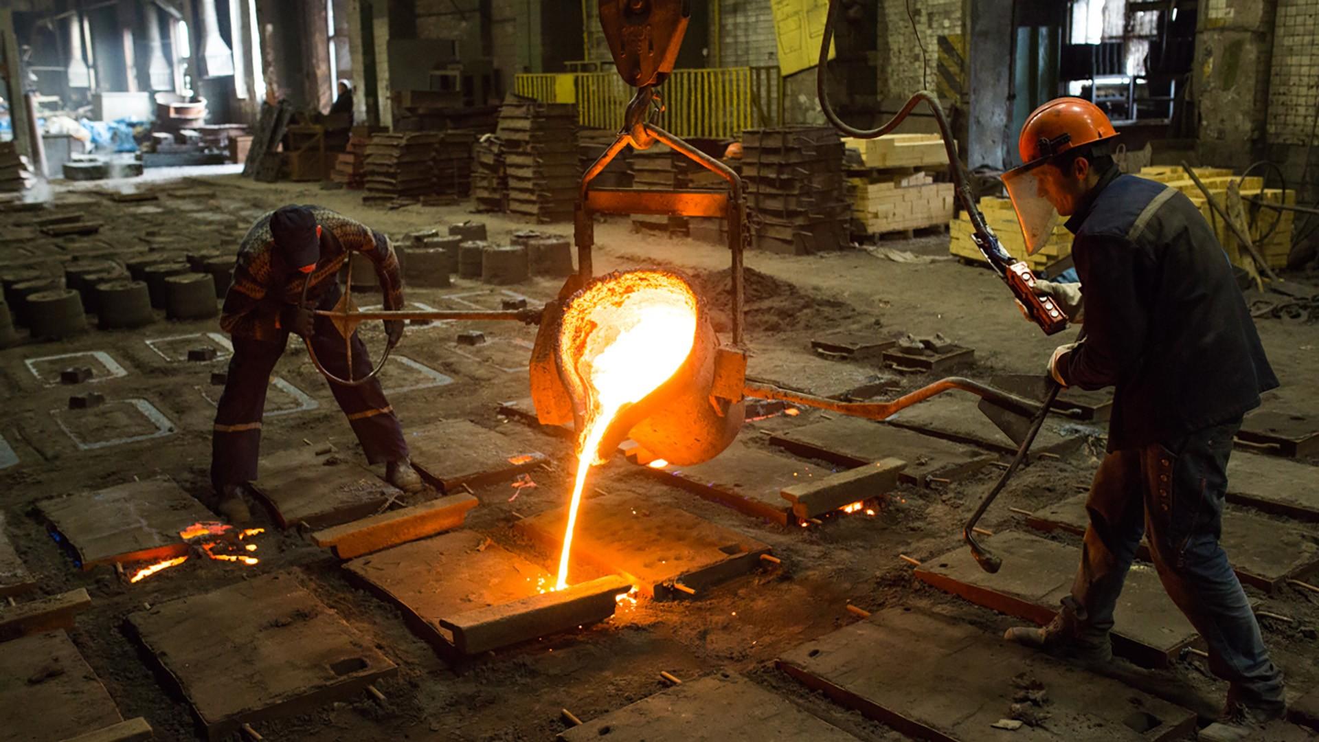 Чугунное литье технология печного литья, производство