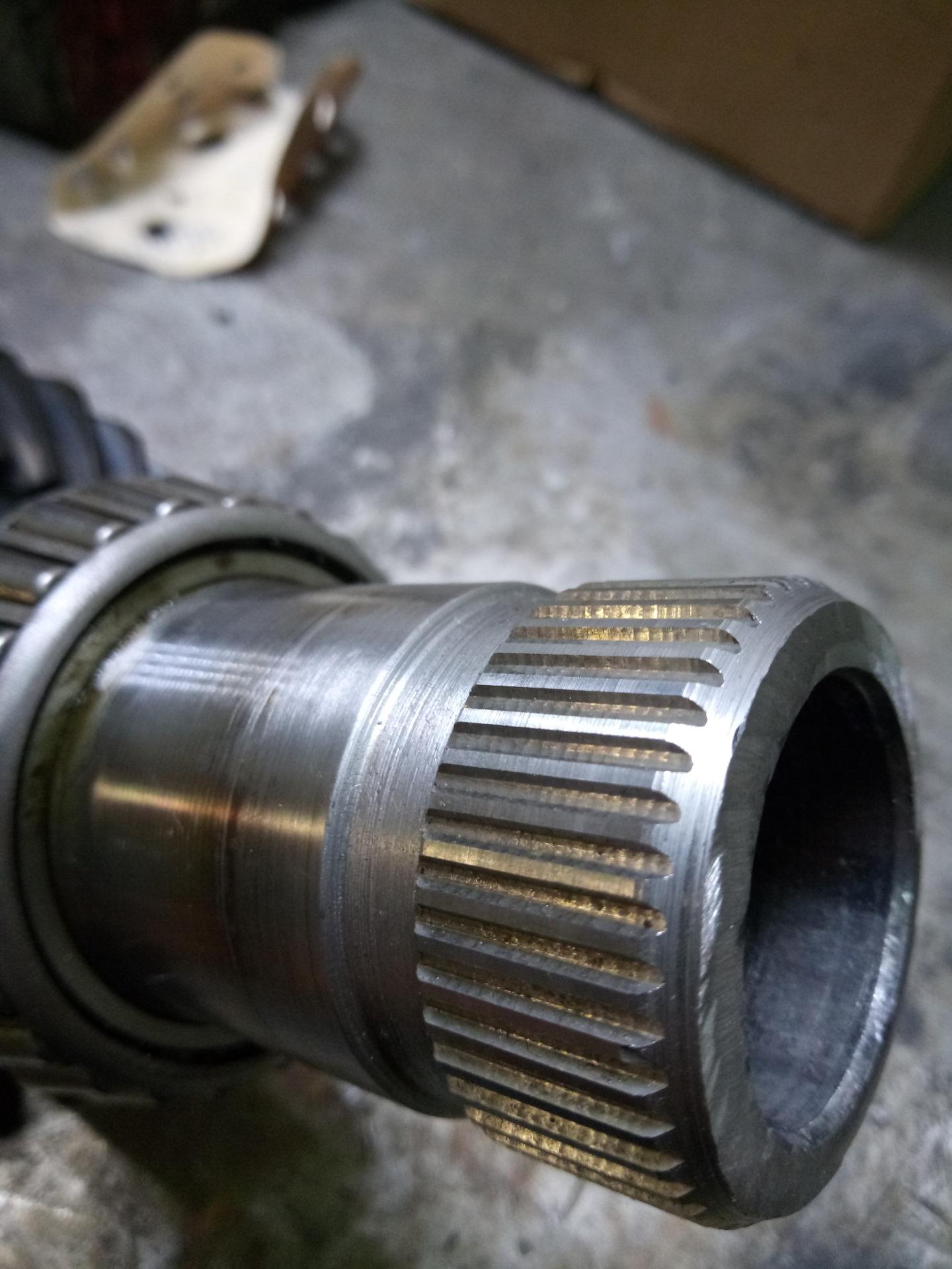 Восстановление шлицов на валу оборудование, технологии   строитель промышленник