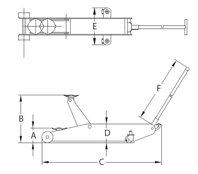 Винтовой домкрат своими руками: чертеж самодельного домкрата для поднятия машины, этапы изготовления
