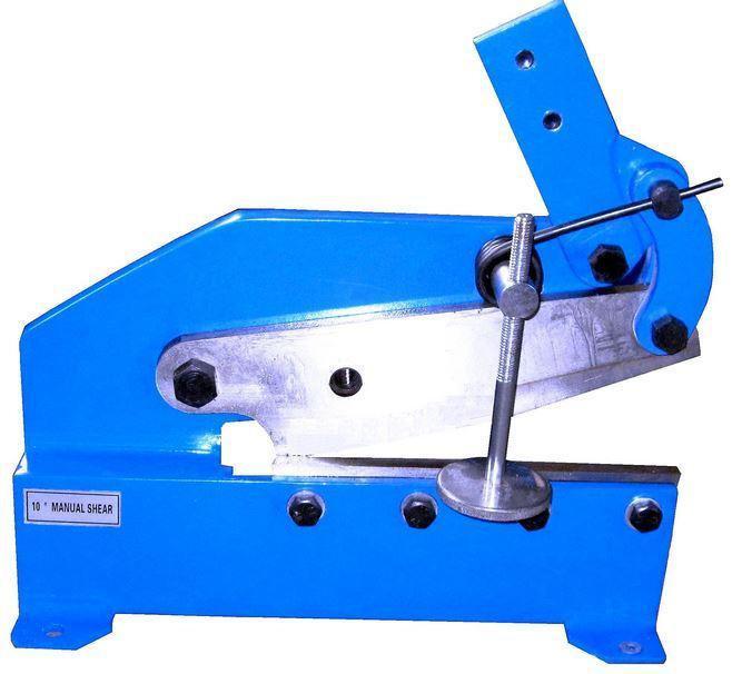 Гильотины и гильотинные ножницы для резки металла