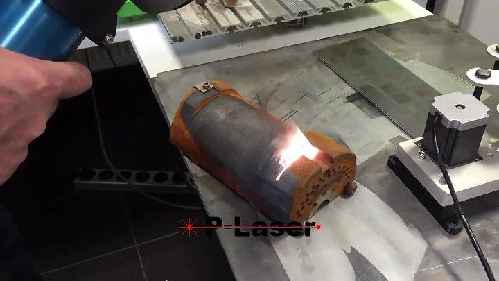 Лазерная очистка металла от ржавчины: как происходит обработка, ее плюсы и минусы, виды оборудования, цены на аппараты