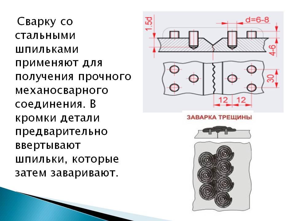Сварка чугуна полуавтоматом: способы, оборудование