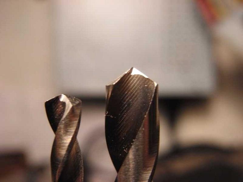 Как правильно заточить сверло по металлу: угол заточки, приспособления