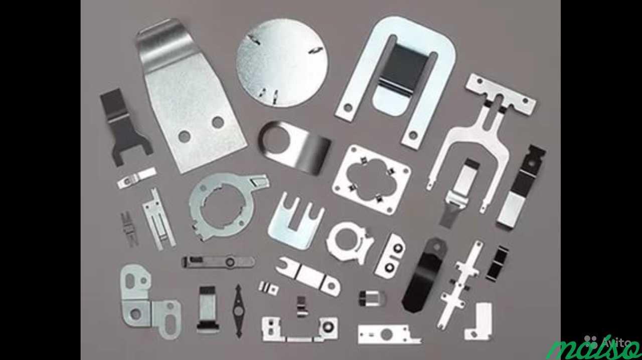 Какие виды штамповки применяются для обработки деталей из листового металла