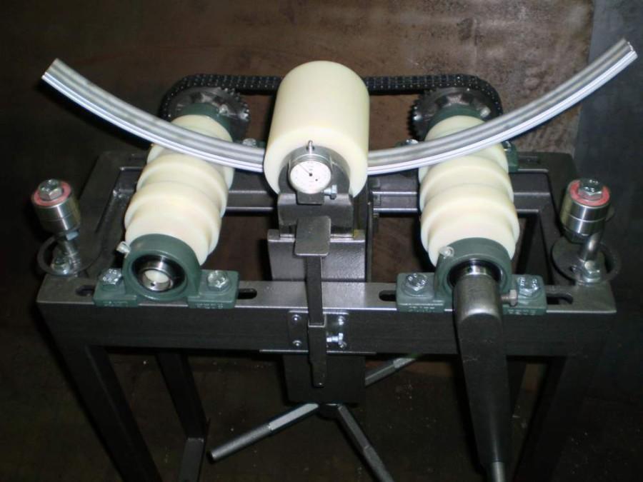 Дорновый трубогиб - виды и специфика оборудования