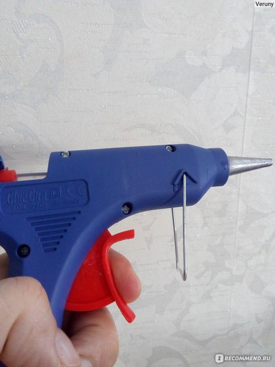 Клеевой пистолет для рукоделия | как выбрать и как им пользоваться