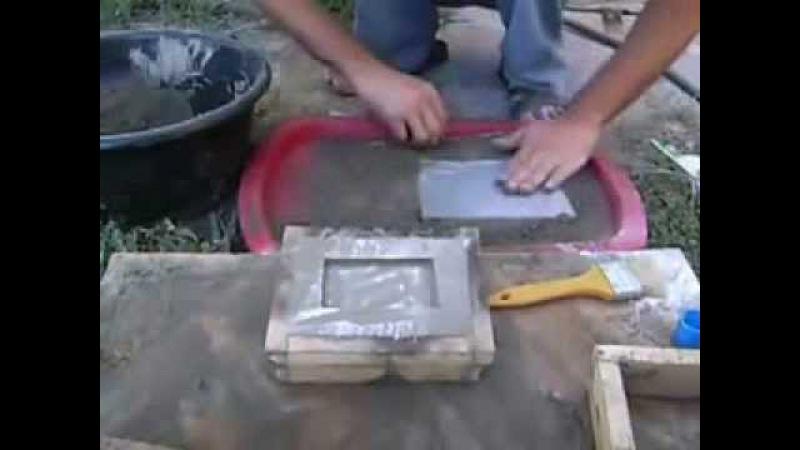 Процесс литья алюминия в домашних условиях