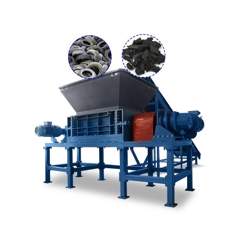 Оборудование для переработки шин в резиновую крошку: цена