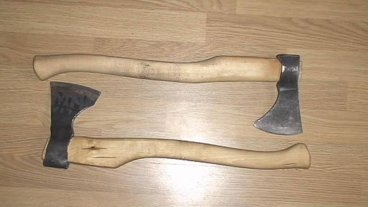 Как сделать топор — пошаговая инструкция по изготовлению и сборке своими руками
