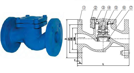 Обратный вентиляционный клапан