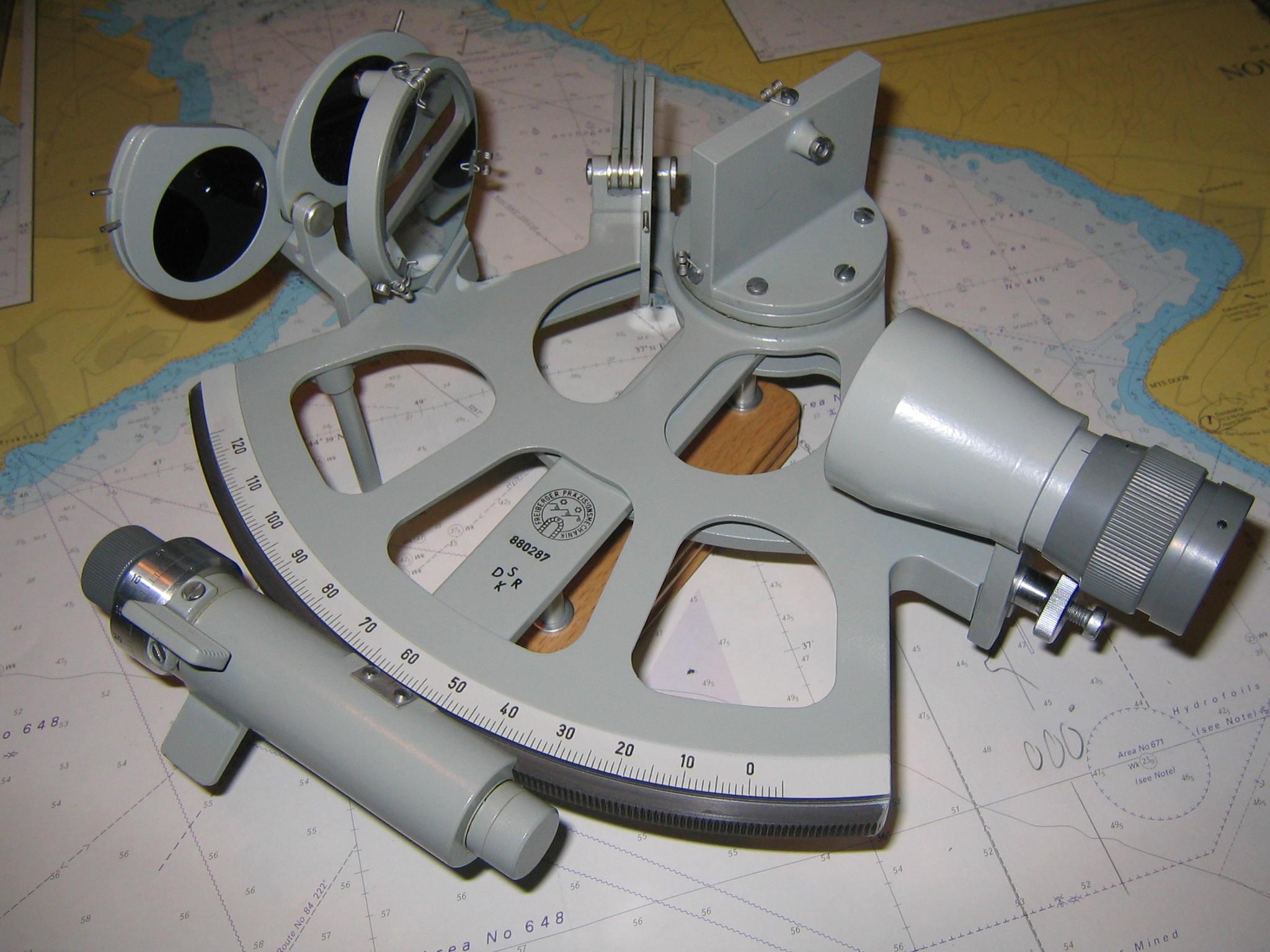Угломерный инструмент