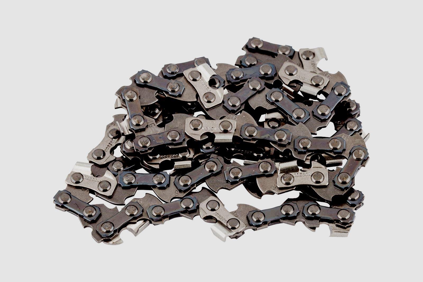 Выбор цепей по металлу для бензопилы и их маркировка