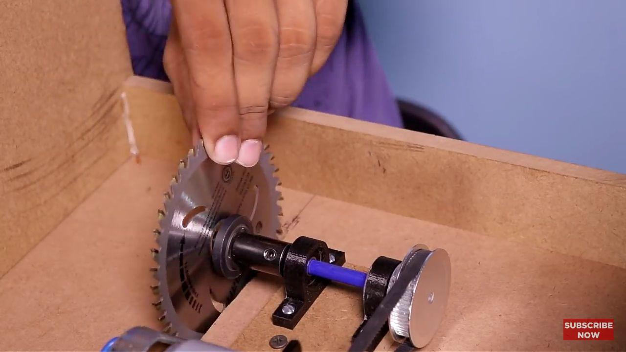 Циркулярка своими руками: чертежи, описание и видео   строительство. деревянные и др. материалы