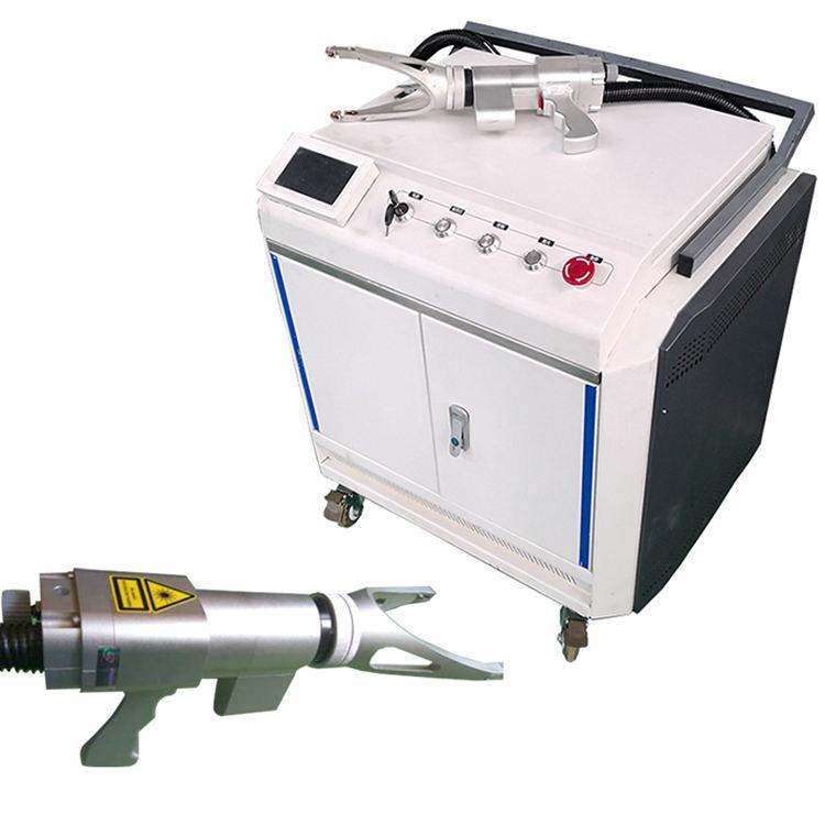 Лазерная очистка металла от ржавчины: технология, оборудования