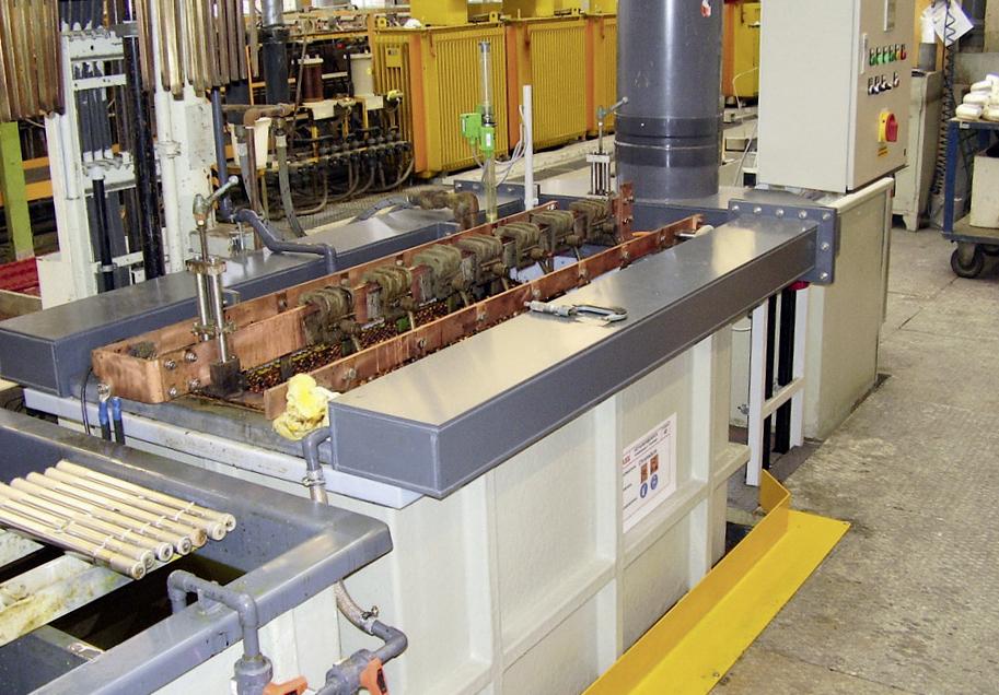 Термическое оксидирование стали | все про металл