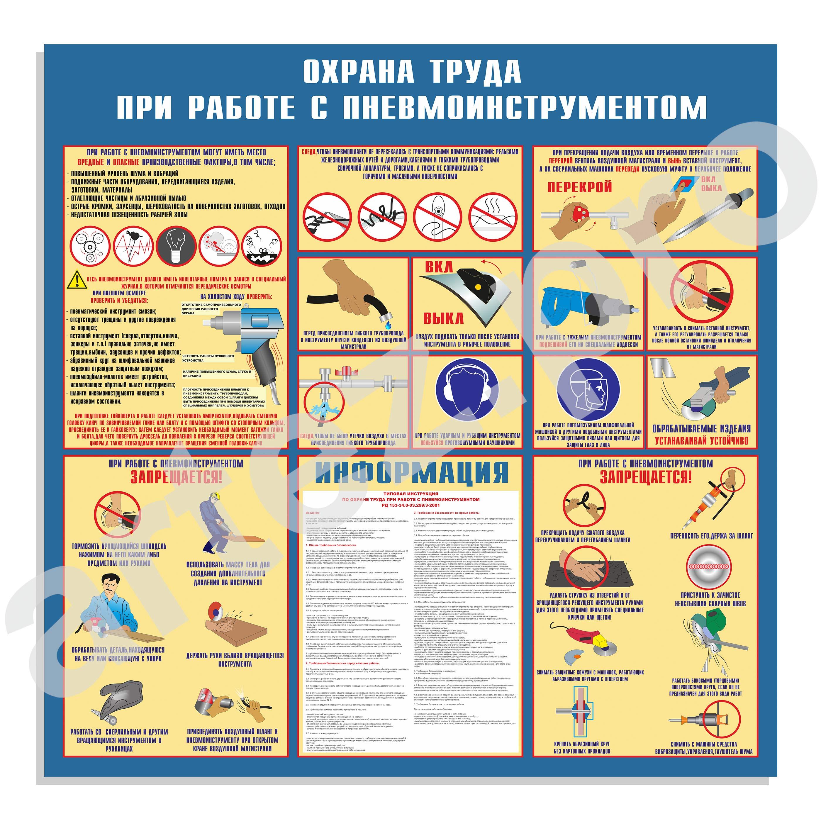 """Инструкция по охране труда для персонала при работе со шлифмашинкой типа """"болгарка"""""""
